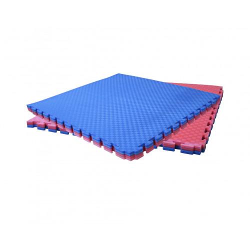 Буто-мат ППЭ-2040 (1*1) сине-красный