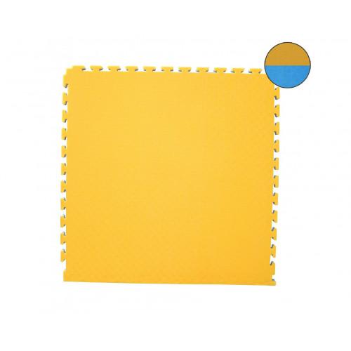 Буто-мат ППЭ-2040 (1*1) сине-желтый