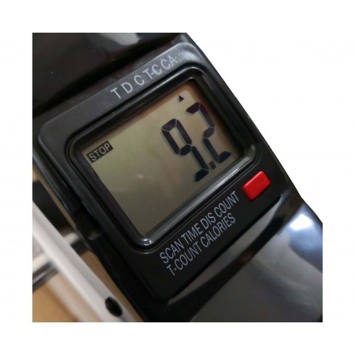 Велотренажер мини DFC B8207A (аналог SC-W002E) черный с серым