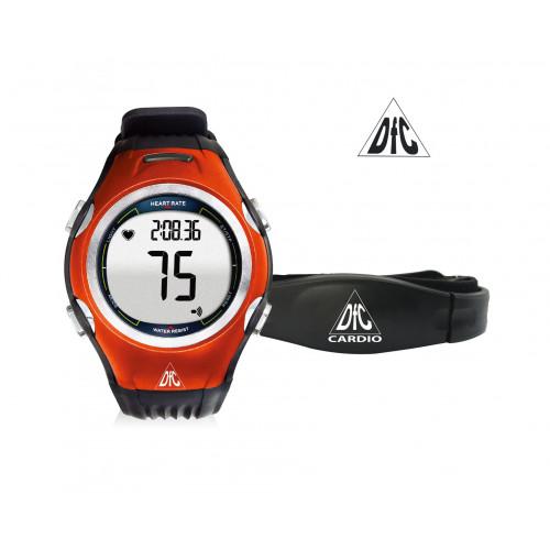 Нагрудный кардиодатчик + часы - монитор DFC W117 (комплект)
