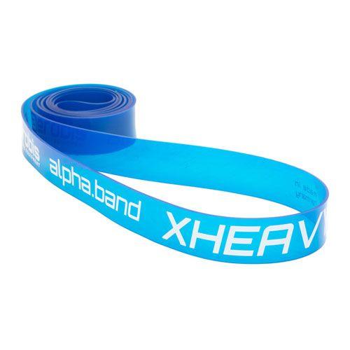 Ленточный амортизатор alpha.Band XHeavy, сопротивление: 36 кг