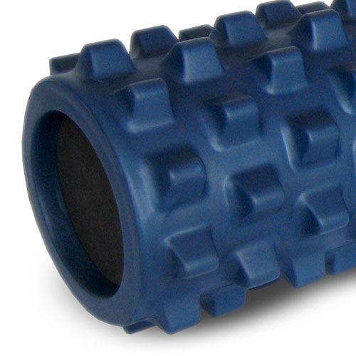 Массажный ролл RumbleRoller, длина: 71 см, жесткость: стандартная
