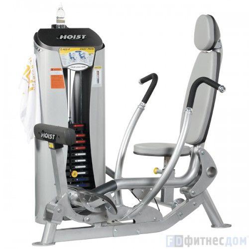 Грузоблочный тренажер Hoist RS-1301 Жим от груди