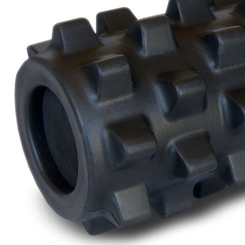 Массажный ролл RumbleRoller Medium, длина: 56 см, жесткость: повышенная