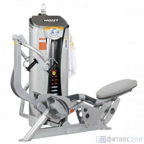 Грузоблочный тренажер Hoist RS-1203 Гребная тяга сидя