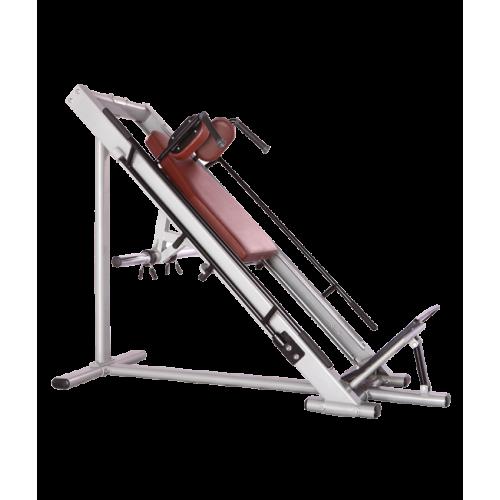 Тренажер на свободных весах Bronze Gym H-022A Гакк-машина