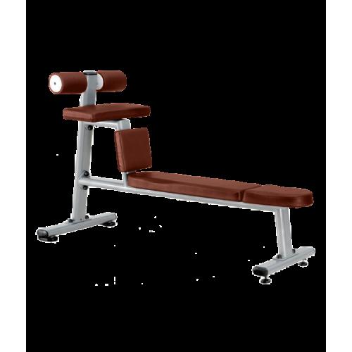 Скамья для пресса Bronze Gym J-035 горизонтальная