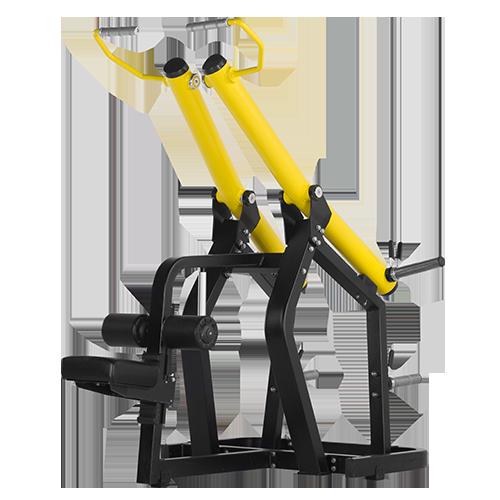 Тренажер на свободных весах Bronze Gym LA-07 Верхняя тяга