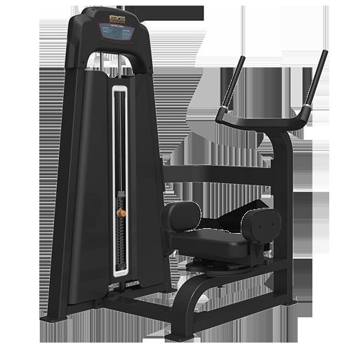 Грузоблочный тренажер Bronze Gym LD-9018 Торс-машина