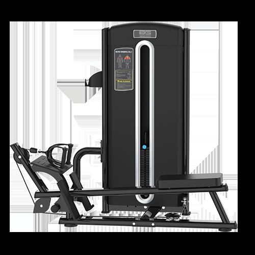 Грузоблочный тренажер Bronze Gym M05-012A Горизонтальная тяга