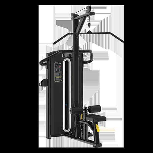 Грузоблочный тренажер Bronze Gym M05-012С - верхняя тяга