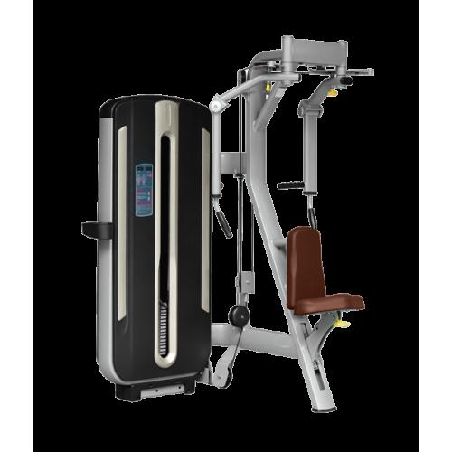 Грузоблочный тренажер Bronze Gym MNM-002A Грудь/Задняя дельта