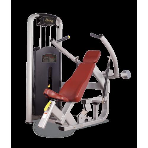Грузоблочный тренажер Bronze Gym MV-003 Жим от плеч