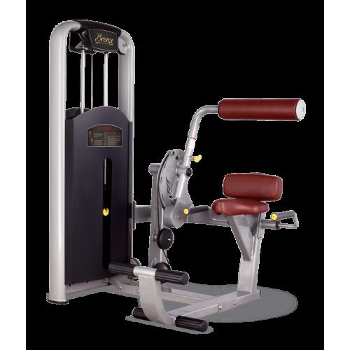 Грузоблочный тренажер Bronze Gym MV-009 Разгибание спины