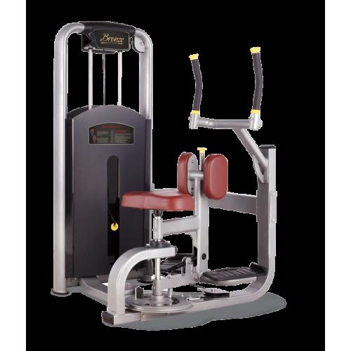 Грузоблочный тренажер Bronze Gym MV-011 Торс-машина