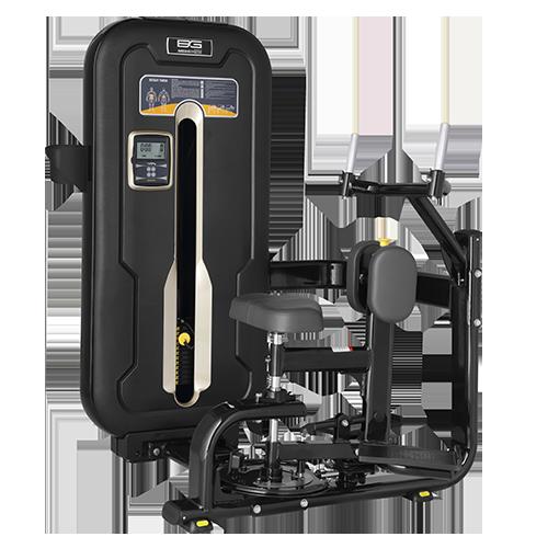 Грузоблочный тренажер Bronze Gym MZM-011 Торс-машина