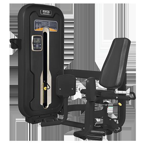 Грузоблочный тренажер Bronze Gym MZM-018 Приведение бедра сидя