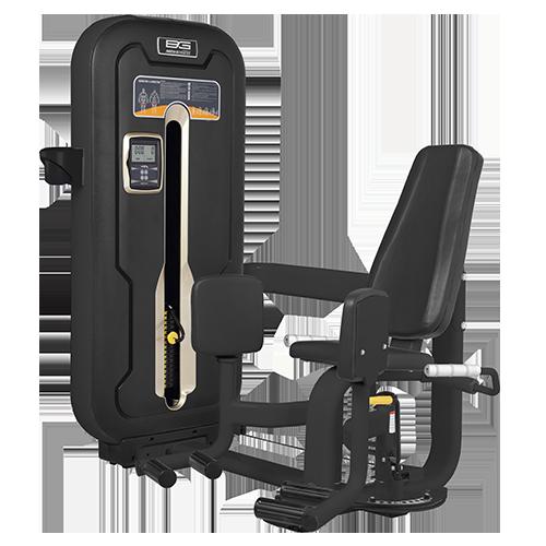 Грузоблочный тренажер Bronze Gym MZM-019 Отведение бедра сидя