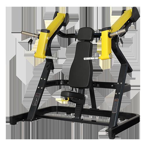 Тренажер на свободных весах Bronze Gym XA-02 - жим от груди под наклоном