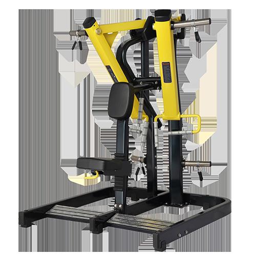 Тренажер на свободных весах Bronze Gym XA-04 - горизонтальная тяга