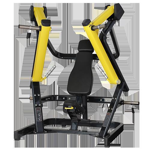 Тренажер на свободных весах Bronze Gym XA-05 - жим от груди широкий