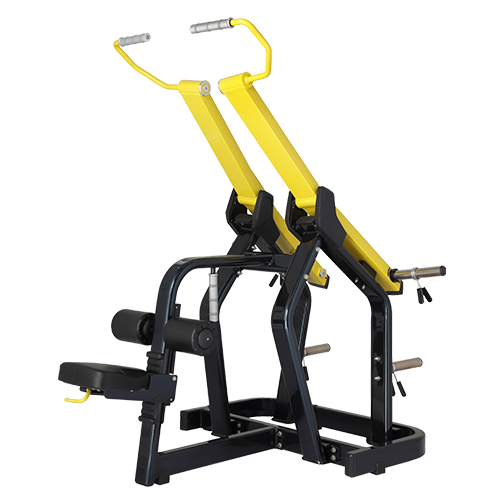 Тренажер на свободных весах Bronze Gym XA-07 Верхняя тяга