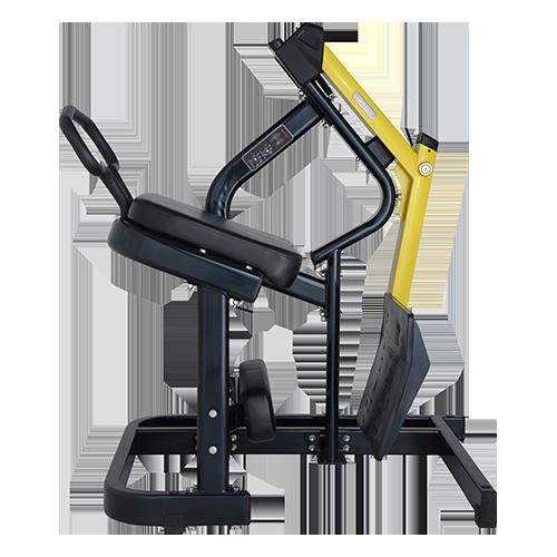 Тренажер на свободных весах Bronze Gym XA-08 Отведение ног назад (ягодицы)