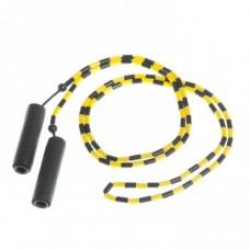 Скакалка Lifeline USA Power Jump Rope, цвет: желтый