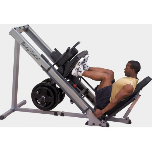 Тренажер на свободных весах Body Solid GLPH1100 Жим ногами