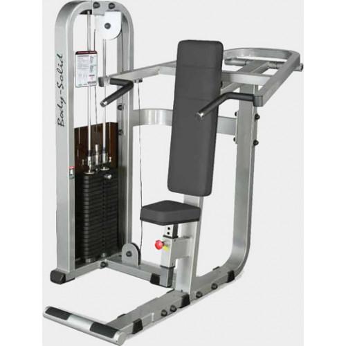 Грузоблочный тренажер Body Solid ProClub SSP-800 Жим от плеч