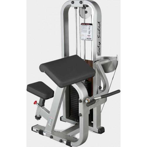 Грузоблочный тренажер Body Solid ProClub SBC-600 - бицепс-машина