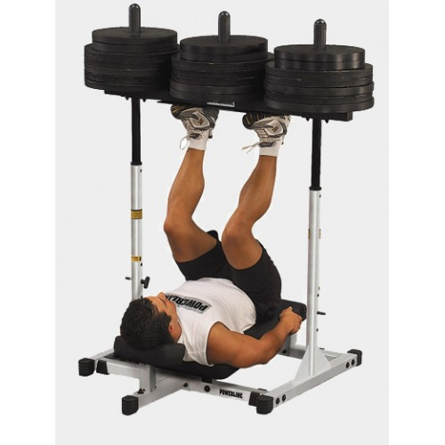Тренажер на свободных весах Body Solid Powerline PVLP156 Вертикальный жим ногами