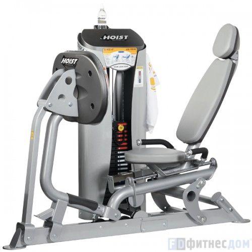 Грузоблочный тренажер Hoist RS-1403 Жим ногами