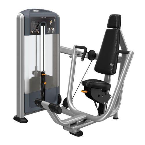 Грузоблочный тренажер Precor DSL404 Жим от груди